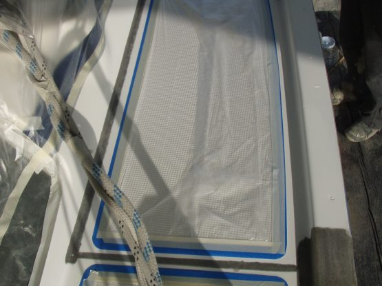 Fiberglass & Gelcoat Repair